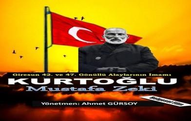 """Ahmet GÜRSOY'dan Bir Kahramanlık Belgeseli: """"Mustafa Zeki Kurtoğlu"""""""