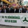 GİRESUNSPOR'DA 50. YIL COŞKUSU