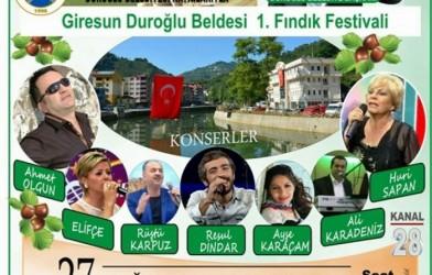 FINDIK FESTİVALİNDE BULUŞALIM