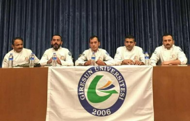 GAPDER'DEN MYO  ÖĞRENCİLERİNE SEMİNER