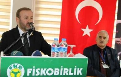 """""""ÜRETİCİ FİSKOBİRLİK'E SAHİP ÇIKMALIDIR"""""""