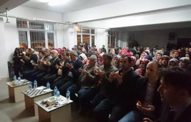 SOĞUKPINAR BELDESİNDE ÇANAKKALE ŞEHİTLERİ ANILDI