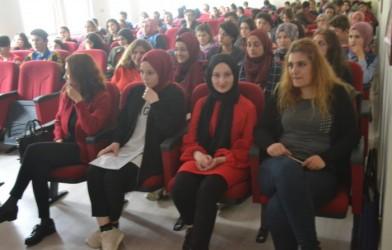 ANADOLU LİSESİ'NDE KUT'UL AMARE ZAFERİ