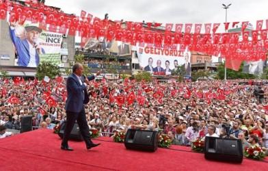 MUHARREM İNCE GİRESUN'U SALLADI FIRTINA GİBİ ESTİ