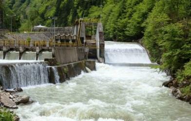 AYZEY ELEKTRİK, ESPİYE'YE 42 MW'LIK SANCAK HES KURACAK