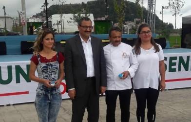 VALİ'DEN GAPDER'E ÖDÜL