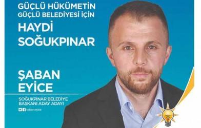 SOĞUKPINAR'A VİZYONER ADAY