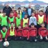 'FUTBOL AKADEMİSİ'NE YOĞUN İLGİ
