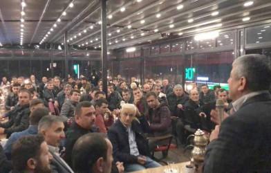 """KARADERE """"HEPİMİZ ESPİYE SEVDASINDA BULUŞUYORUZ''"""