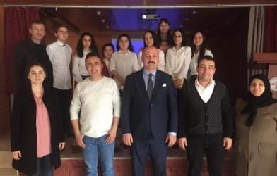 """İSTİKLAL MARŞI KABULÜ"" ANMA PROGRAMI"