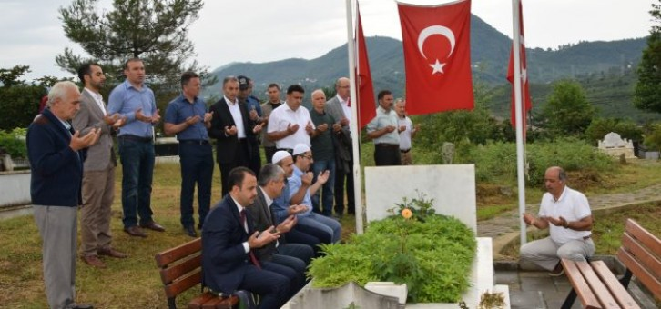 "15 TEMMUZ"" FOTOĞRAT SERGİSİ""AÇILDI"