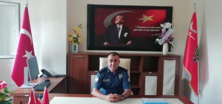 GÜCE'YE EMNİYET AMİRİ ATANDI