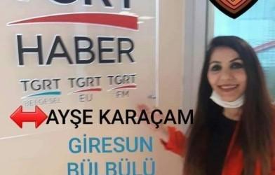 KARAÇAM, GİRESUN'U TEMSİL ETTİ