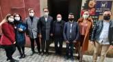 EGiD'DEN BARO'YA AVUKATLAR GÜNÜ ZİYARETİ