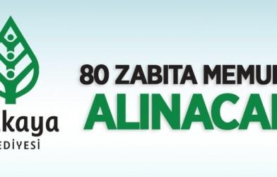 80 ZABITA MEMURU ALINACAK