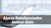 ALUCRA BELEDİYESİ MEMUR ALACAK