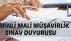 TÜRMOB'DAN YEMİNLİ MALİ MÜŞAVİRLİK SINAVLARINA İLİŞKİN DUYURU